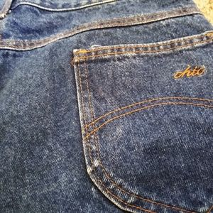 Vintage Chic Jean Size 20 Women's Blue High Rise